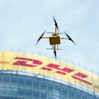 Deusche Post DHL Drone